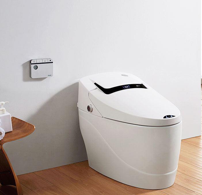 智能马桶冲水和妇洗用的是同一水箱的水吗?