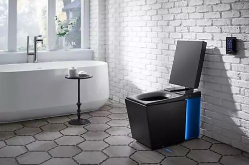 智能马桶的喷水头堵了要怎么清洗?