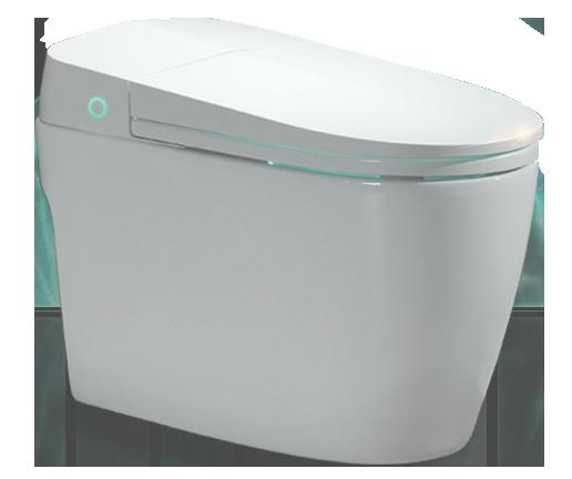 墙排马桶能否使用智能马桶盖?